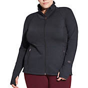 CALIA by Carrie Underwood Women's Plus Size Core Fitness Jacket