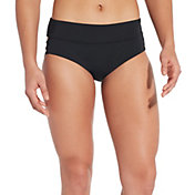 CALIA by Carrie Underwood Women's Side Strap Boy Short Swim Bottom