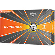Callaway Superhot Golf Balls – 15 Pack