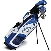 "Callaway Junior XJ3 7-Piece Complete Set – White – (Height 54"" - 61"")"