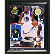 Highland Mint 2018 NBA Champions Golden State Warriors Kevin Durant 'MVP' Bronze Coin Photo Mint