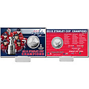 Highland Mint 2018 Stanley Cup Champions Washington Capitals Silver Coin Card