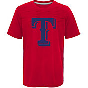 Majestic Youth Texas Rangers True Grit T-Shirt