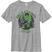 Fifth Sun Boys' Marvel So Angry Graphic T-Shirt