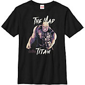 Fifth Sun Boys' Marvel Avengers Infinity Wars Mad Titan Graphic Tee