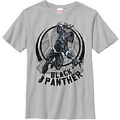 Fifth Sun Boys' Marvel Panther Paw Graphic T-Shirt
