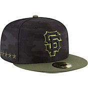 New Era Men's San Francisco Giants 59Fifty 2018 Memorial Day Fitted Hat