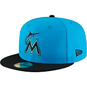 New Era Men's Miami Marlins 59Fifty MLB Players Weekend Authentic Hat