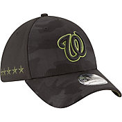 New Era Men's Washington Nationals 39Thirty 2018 Memorial Day Stretch Fit Hat