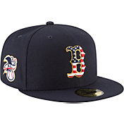New Era Men's Boston Red Sox 59Fifty 2018 4th of July Fitted Hat