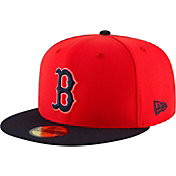 New Era Men's Boston Red Sox 59Fifty MLB Players Weekend Authentic Hat
