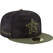 New Era Men's Houston Astros 59Fifty 2018 Memorial Day Fitted Hat