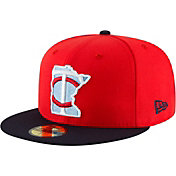 New Era Men's Minnesota Twins 59Fifty MLB Players Weekend Authentic Hat