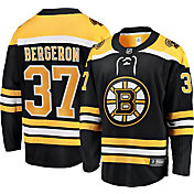 NHL Men's Boston Bruins Patrice Bergeron #37 Breakaway Home Replica Jersey