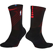 Nike Portland Trail Blazers City Edition Elite Quick NBA Crew Socks