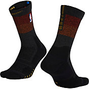 Nike Utah Jazz City Edition Elite Quick NBA Crew Socks