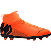 Nike Kids' Mercurial Superfly 6 Club MG Soccer Cleats