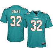 Nike Youth Home Game Jersey Miami Dolphins Kenyan Drake #32