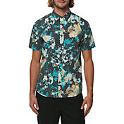 O'Neill Men's Perennial Woven Short Sleeve Shirt