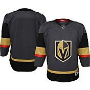 NHL Youth Vegas Golden Knights Premier Home Jersey