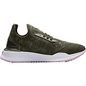 PUMA Women's AVID evoKNIT Mosaic Running Shoes