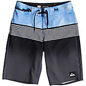 Quiksilver Boys' Highline Lava Division Board Shorts