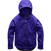 The North Face Girls' Indi Fleece Full Zip Jacket