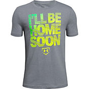 Under Armour Boys' I'll Be Home Soon Graphic T-Shirt