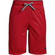 Under Armour Boys' Prototype Wordmark Shorts