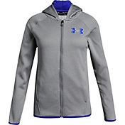 Under Armour Girls' Armour Fleece Full-Zip Hoodie