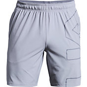 Under Armour Men's Cage Graphic Shorts