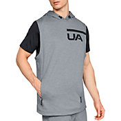 Under Armour Men's MK-1 Terry Sleeveless Hoodie