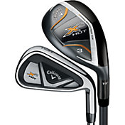 Callaway X2 Hot Hybrid/Irons - (Graphite/Steel)