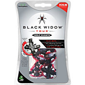 Softspikes Black Widow Tour Fast Twist Golf Spikes - 16 pack